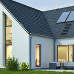 Immer mehr Bauherren möchten ihre Häuser mit modernster Sicherheitstechnikausstatten. Foto: Massivhaus Wonnergau
