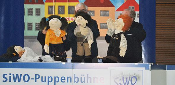 """Die SiWO-Puppenbühne – seit zehn Jahren """"einfach stark"""""""