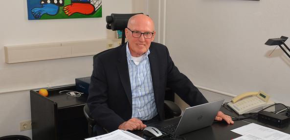 Alois Lieht ist im Januar in die CDU eingetreten. Foto : Gernot Kirch