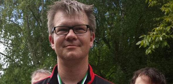 Belegte bei den Schüler A den 1. Platz: Samouel Henrich.