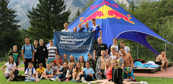 Der SSC Trappenberg setzt auf den Sommer und bietet zahlreiche Angebote.
