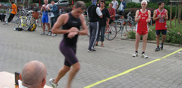 Der Schwimmbadverein Gimbsheim freut sich über das große Interesse rühjahrstriathlon und -quadrathlon am kommenden Sonntag.