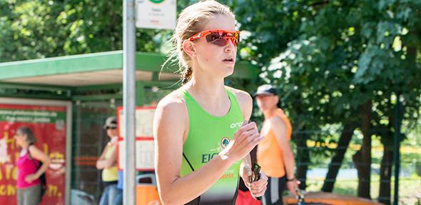Jana Binninger belegte in Maxdorf einen tollen fünften Rang.