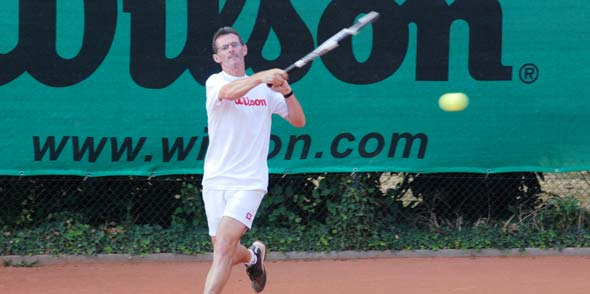 Das Erreichen des Viertelfinales und die Siege über gesetzte Spieler ist für Gernot Erkert ein großer Erfolg, der noch damit gekrönt wird, dass er von seiner aktuellen Position 60 in der deutschen Rangliste auf Position 39 aufsteigen wird.