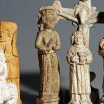 Kinder und auch Erwachsenen nutzten die Pfeifentonfiguren oftmals als Spielzeug.