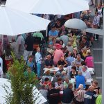 Vier Tage lang lädt das Stadtzentrum von Grünstadt zum Weinfest.