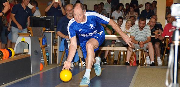 Gerd Böss errang nach toller Leistung die Deutsche Meisterschaft.