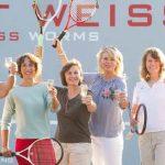 Im erfolgreichen Team spielen: Dr. Stephanie Göbel, Yvette Boeckxstaens, Anja Löb-Schill, Dr. Susanne Schäfer, Ute Häuser, Christine Herter, Herta Schrade, Ute Hüchtker und Marinka Schulthe-Langfort (von links).