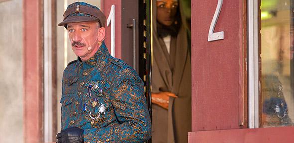 Heio von Stetten spielt bei den Niblungenfestspielen den Hauptmann Klein.