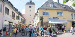 Ein Ausflug nach Kirchheimbolanden ist immer lohnenswert. Foto: Robert Lehr