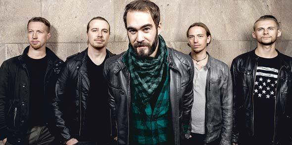"""""""Joleen"""" sind die Lokalmatadoren – die Band aber macht amerikanischen Rock, der schon beim ersten Hören unter die Haut geht: markant, kernig, harmonisch und unverwechselbar."""