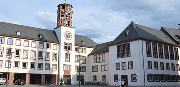 Die Sitzung des Haupt- und Finanzausschusses findet im Wormser Rathaus statt.