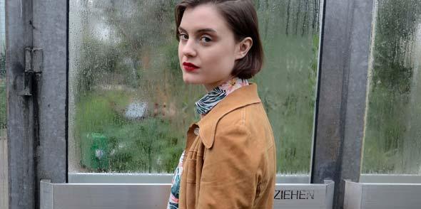 Sophia Kennedy. Foto: Rosanna Graf