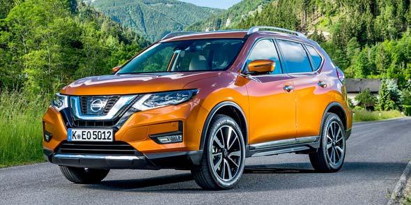 Der Nissan X-Trail wird hochwertiger, funktionaler und sicherer.