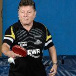 Ein Vorbild in Sachen Einsatz und Teamgeist für viele Generationen von Tischtennisspielern beim TV Leiselheim: Routinier Jürgen Hemer geht in der Saison 2017/2018 als Spitzenspieler der TVL-Siebten in der Kreisklasse A Worms auf Punktejagd.