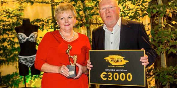 Gaby und Franz Brünnler sehen sich durch die Verleihung des Preises in ihrer Arbeit bestätigt.