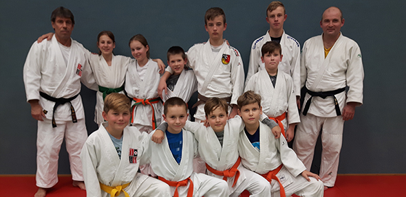 Der 1. Judo-Club macht eine sehr engagierte Jugendarbeit, sodass viele Kinder und Jugendliche dort trainieren.