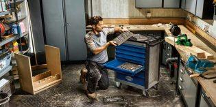 Ein einer optimal eingerichteten Werkstatt arbeitet es sich einfacher und mit mehr Spaß! Foto: Hornbach