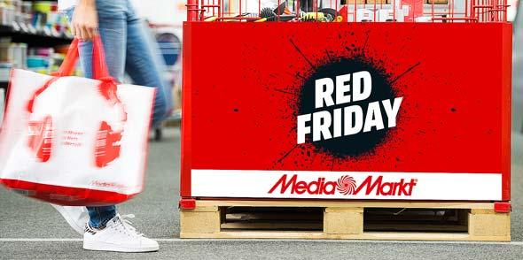 Ob im Shop oder online: Bei MediaMarkt regiert der Rotstift.
