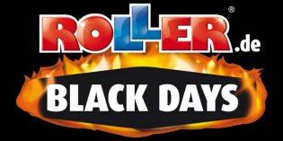 BLACK DAYS bei ROLLER
