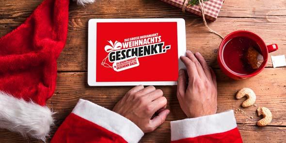 """""""Hauptsache Ihr habt Spaß"""", das Motto von Media Markt, steht in den kommenden Wochen für einen fröhlichen Weihnachtseinkauf!"""