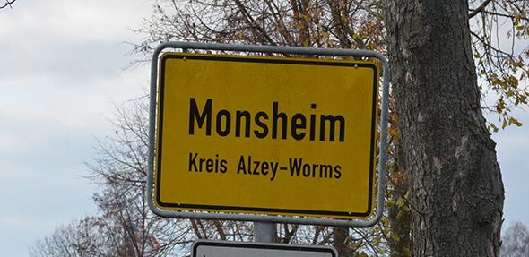 In Monsheim soll ein neues Gewerbegebiet entstehen, das rund 16 Hektar groß ist. Foto: Gernot Kirch