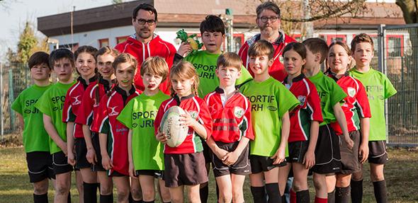 Der Wormser Rugby Club lädt alle Interessierten am 12. November auf Das Freigelände im Wormser Schwimmbad zum Kinder- und Jugend-Turnier.