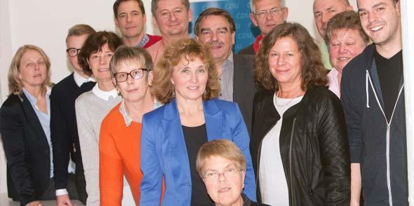 Der CDU Worms ein Gesicht geben - auch dies waren Schlagworte, die in dem Seminar von Teilnehmern thematisiert wurden.