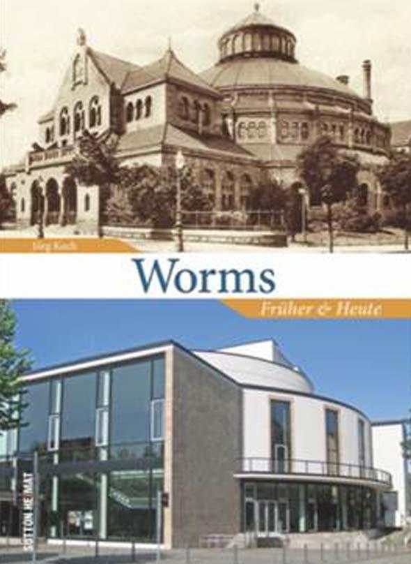 """""""Worms"""" zeigt sich im Spannungsfeld der Geschichte."""