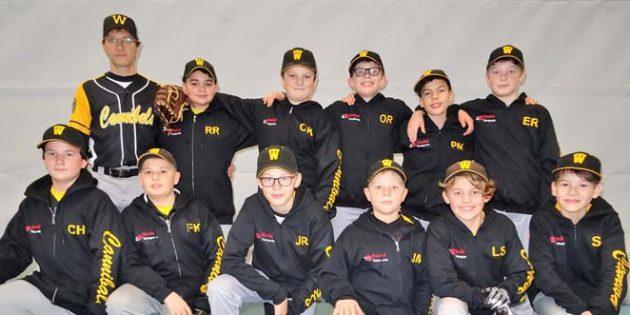 Das aktuelle TG Worms Cannibals-Schülerteam freut sich auf Interessenten an ihrem schönen Sport.