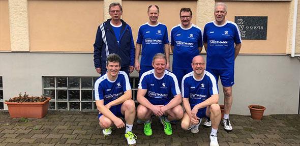 Die Senioren des SKC Monsheim scheiterten denkbar knapp an der Qualifikation für die Deutschen Meisterschaften.