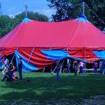 In den Herbstferien bietet die TG Osthofen ein abwechslungsreiches und spannendes Betreuungsprogramm mit Fokus auf Zirkusdarbietungen
