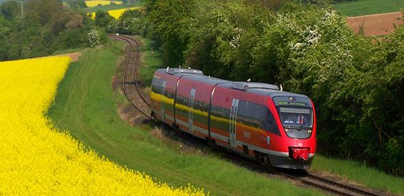 Die Zellertalbahn soll sich auch 2018 wieder durch die malerische Strecke von Monsheim bis nach Münchweiler schlängeln.