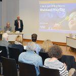 Am Donnerstagabend informierten die Verantwortlichen über den Rheinland-Pfalz-Tag. Foto: Gernot Kirch