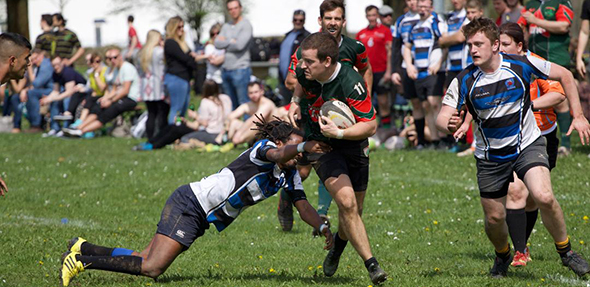 Der Wormser Rugby Club richtete am Wochenende ein packendes Turnier aus, bei dem viele neue Fans für den Sport gewonnen werden konnten.