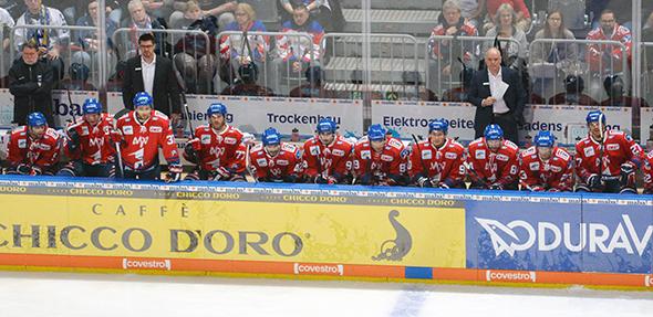 Der Kader der Mannheimer Adler wird in der Spielzeit 2018/19 ein stark verändertes Reicht haben. Foto: Gernot Kirch