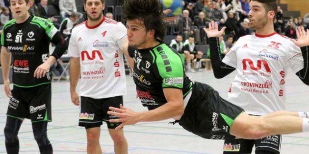 Jörn Christmann steht nach Verletzungspause wieder im Kader der HSG Worms Bild: Felix Diehl