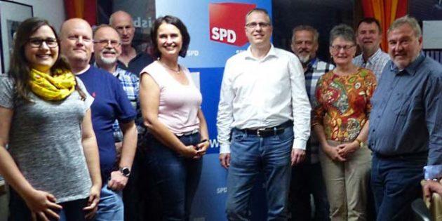 Die AfA der SPD Alzey-Worms hat einen neuen Vorstand gewählt