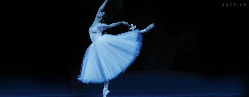 """Bis heute ist die """"Giselle"""" eine der begehrtesten Rollen für klassische Ballerinen."""
