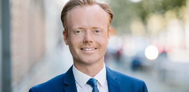Der rheinhessische CDU-Bundestagsabgeordnete Jan Metzler aus Dittelsheim-Heßloch.