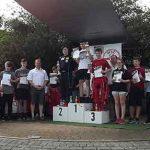 Gute Leistungen bei extremen Bedingungen bot der Fahrer-Nachwuchs beim Jugend-Kart-Slalom in Alzey.