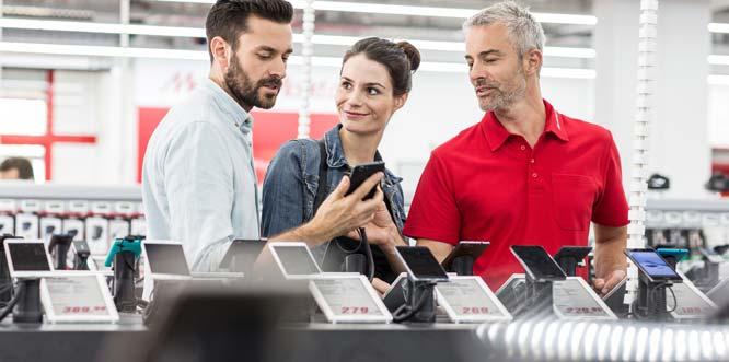 Am 11. und 12. Mai lassen sich bei Media Markt Worms ganz besondere Schnäppchen machen – bestens beraten vom qualifizierten Fachpersonal.