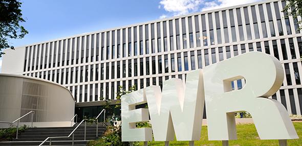 Der Sitz der EWR AG bliebt auch nach der Fusion in Worms.
