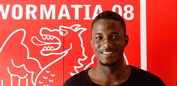 Der in Dakar geborene Fußballer hat nach seinem ersten Jugendverein Germania 94 Frankfurt sämtliche Jugendteams von Eintracht Frankfurt durchlaufen.