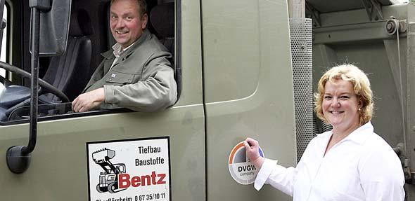 Die Franz Bentz GmbH bietet individuelle Lösungen und einen raschen Service.