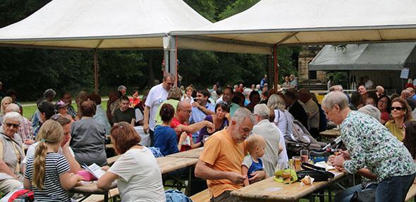 Das Pfrimmparkfest lädt am 11. August zu einem bunten Programm.