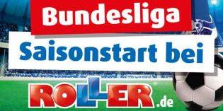 Deutschlands größte Bundesliga-Tabelle