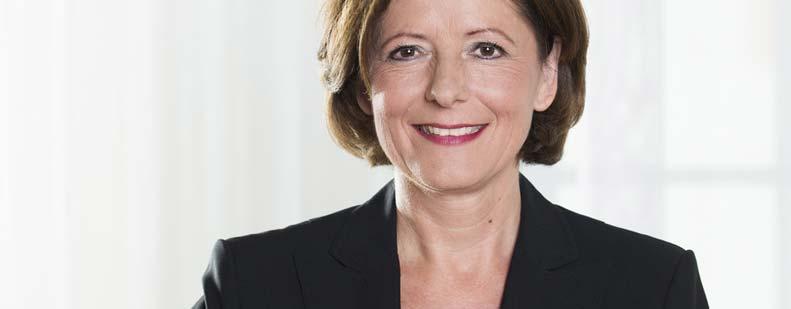 Ministerpräsidentin Malu Dreyer wird dem Festakt im LincolnTheater beiwohnen. Foto: Staatskanzlei RLP/Elisa Biscotti