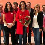 Der neu gewählte Vorstand der SPD Alzey-Worms