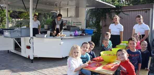 "Flörsheim-Dalsheimer Kinder ""essen besser"""